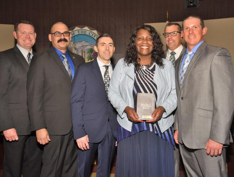 Fontana Mayor Acquanetta Warren endorsed by POA