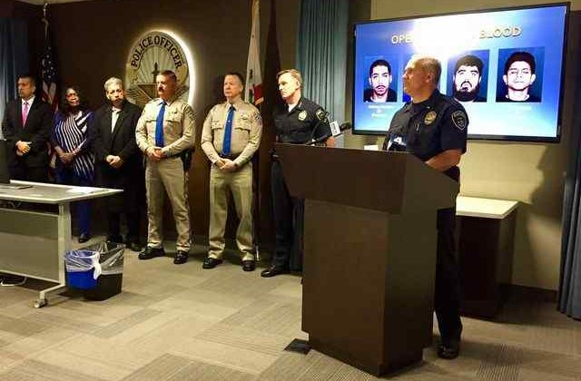 Authorities arrest 67 as part of street gang investigation 'Operation Bad Blood'